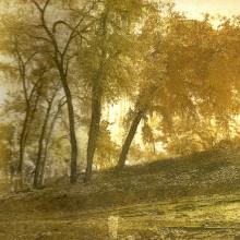 Canyon de Chelly, Arizona : Solar Etching : Annabelle Deutsch