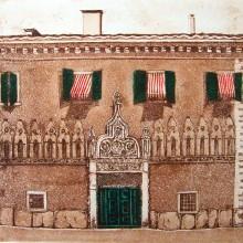 Venetian Facade, Venice : Patrick Whitehead